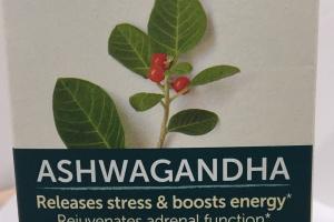 Ashwagandha Herbal Supplement