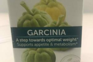 GARCINIA SUPPORTS APPETITE & METABOLISM HERBAL SUPPLEMENT CAPLETS
