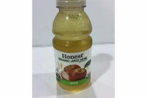 APPLE ORGANIC JUICE DRINK