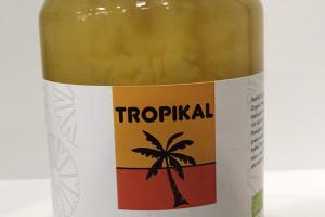 Organic Pineapple Rings In Pineapple Juice
