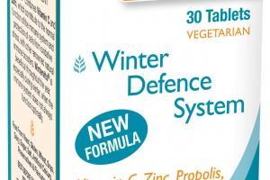 Winter Defence System Vegetarian Tablets