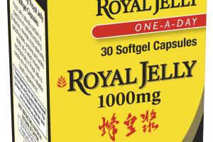 Royal Jelly 1000mg Nutrient Rich Superfood Dietary Supplement