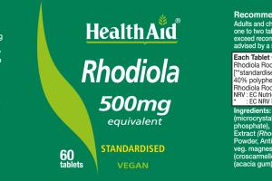 Rhodiola Food Supplement
