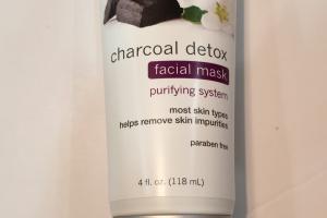 Charcoal Detox Facial Mask