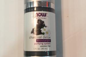 Charcoal Detox Moisturizer