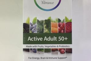 Active Adults 50+ Multivitamin Supplement