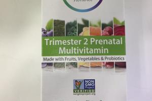Trimester 2 Prenatal Multivitamin Dietary Supplement