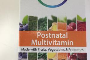 Postnatal Multivitamin Dietary Supplement