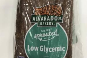 LOW GLYCEMIC BREAD