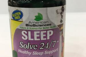 Healthy Sleep Support  Dietary Supplement
