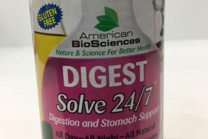 Digest Solve 24/7 Capsules Dietary Supplement