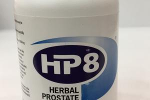 Herbal Prostate Support Formula Dietary Supplement