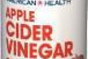 Apple Cider Vinegar Tablets Dietary Supplement