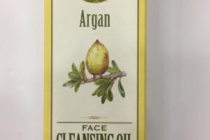 Face Cleansing Oil, Argan