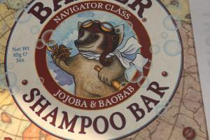 Shampoo Bar, Jojoba & Baobab