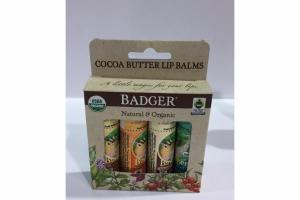 COCOA BUTTER LIP BALMS