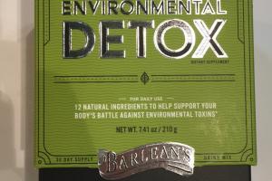 Environmental Detox Drink Mix Dietary Supplement
