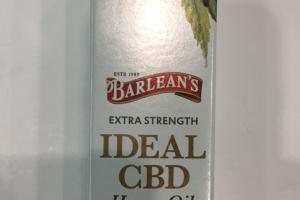Ideal Cbd Hemp Oil Dietary Supplement