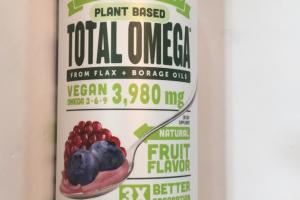 Plant Based Total Omega Dietary Supplement
