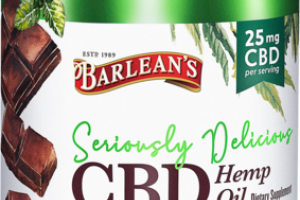 CBD HEMP OIL DIETARY SUPPLEMENT, CHOCOLATE MINT