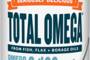 TOTAL OMEGA 3 6 9 2,400 MG DIETARY SUPPLEMENT, ORANGE CREME