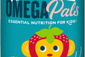 OMEGA PALS SENSATIONAL DIETARY SUPPLEMENT, STRAW-NANA