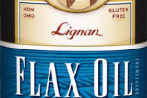 ORGANIC FLAX OIL SUPPLEMENT