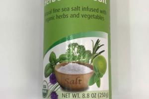 HERBED SEA SALT