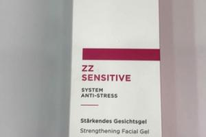 ZZ SENSITIVE STRENGTHENING FACIAL GEL