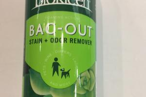 Bac-out Stain + Odor Remover