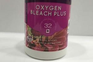 OXYGEN BLEACH PLUS