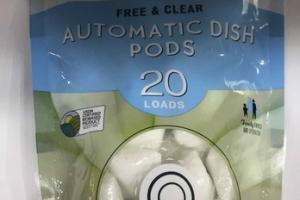 AUTOMATIC DISH PODS