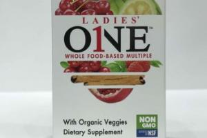 WHOLE FOOD-BASED MULTIPLE DIETARY SUPPLEMENT VEGETABLE CAPSULES