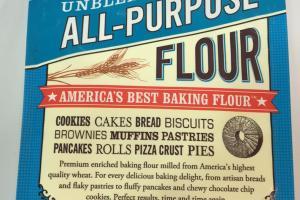 Unbleached White All-purpose Flour