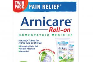 Roll-on Homeopathic Medicine