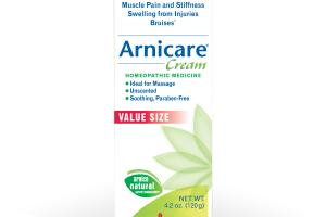 Homeopathic Medicine Cream