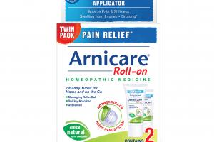 ROLL-ON HOMEOPATHIC MEDICINE TUBES