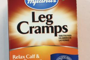 Relax Calf & Foot Leg Cramps