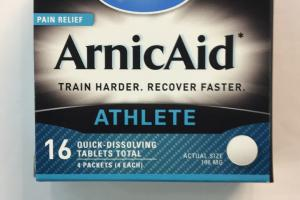 Pain Relief Athlete Quick-dissolving Tablets