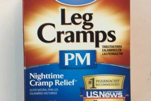Leg Cramps Relief