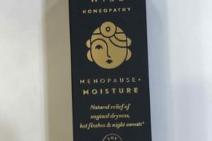 HOMEOPATHY MENOPAUSE MOISTURE SUBLINGUAL TABLETS SACHETS
