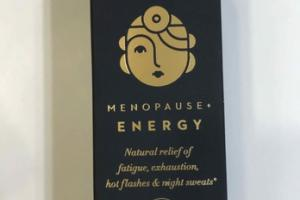 HOMEOPATHY MENOPAUSE+ ENERGY SUBLINGUAL TABLETS