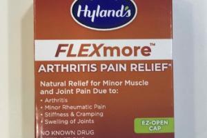 FLEXMORE ARTHRITIS PAIN RELIEF QUICK-DISSOLVING TABLETS
