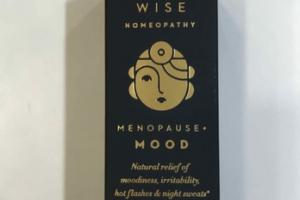 MENOPAUSE + MOOD HOMEOPATHY SUBLINGUAL TABLETS