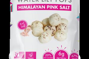 Himalayan Pink Salt Water Lily Pops