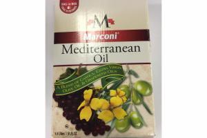 MEDITERRANEAN OIL