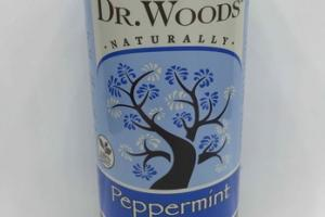 CASTILE SOAP WITH FAIR TRADE SHEA BUTTER, PEPPERMINT