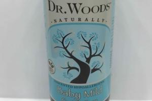 UNSCENTED HYPOALLERGENIC BABY MILD CASTILE SOAP