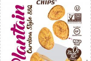 Carolina Style Bbq Plantain Chips