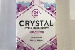 24 HR INVISIBLE SOLID DEODORANT, UNSCENTED